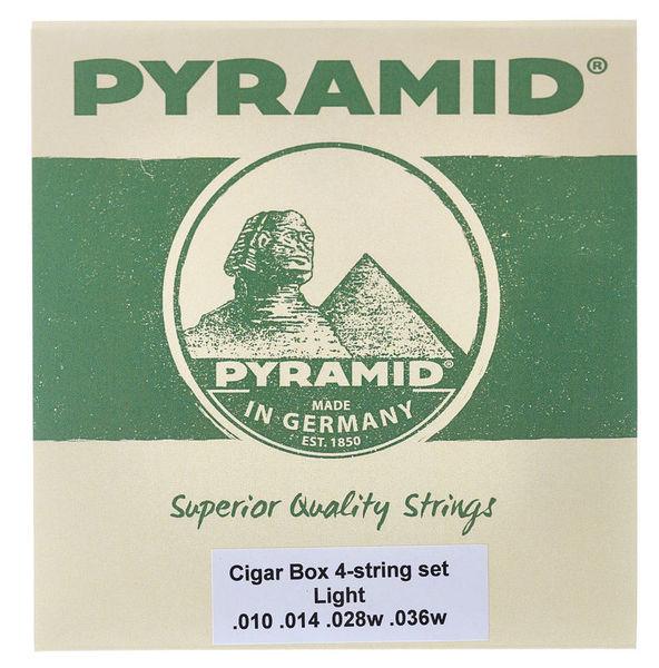 Pyramid Cigar Box 4 Light