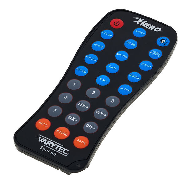 Varytec Hero Remote Spot 60