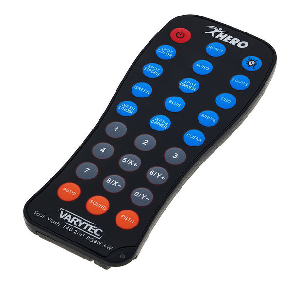Varytec Hero Remote Spot Wash 140