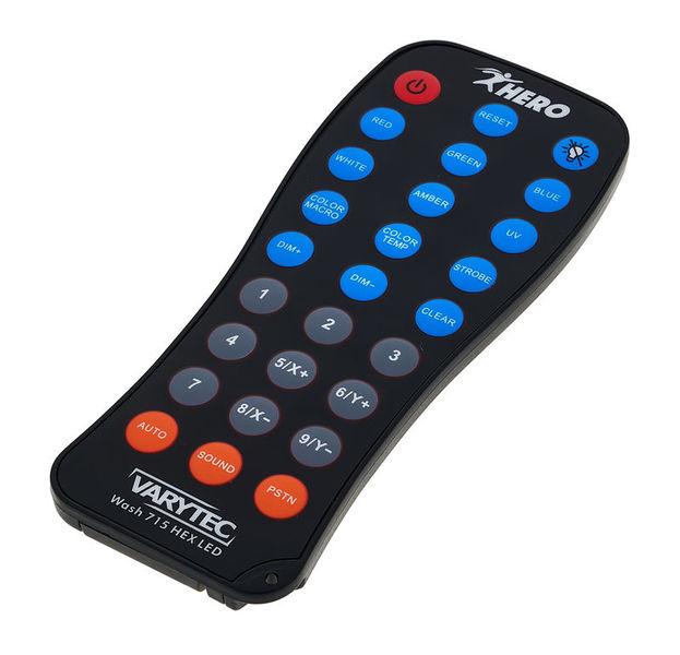 Varytec Hero Remote Wash 715 HEX