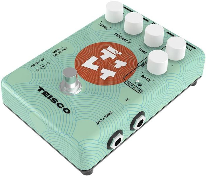 Teisco Analog Delay