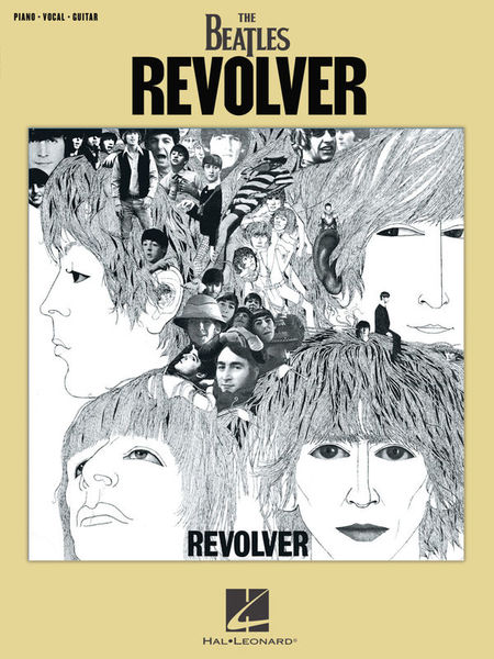 Hal Leonard The Beatles Revolver PVG