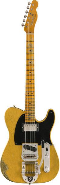 Fender 50s Vibra Tele ABB Heavy Relic