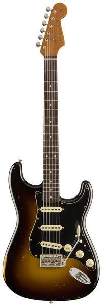 Fender Roasted Poblano Strat W2CS Ltd