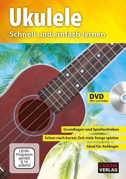 Cascha Verlag Ukulele – Schnell und einfach