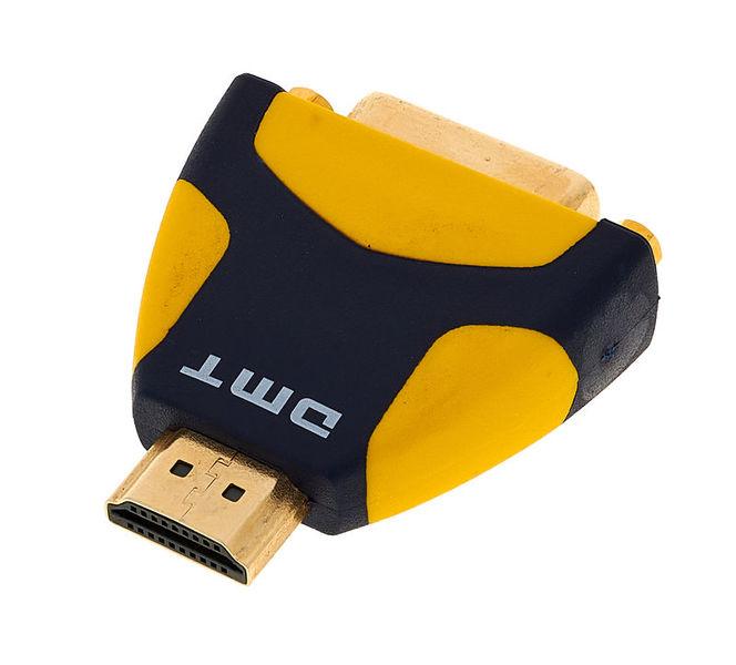 Showtec FVA11 - DVI/F > HDMI/M Adapter