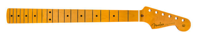 Fender Neck 50'S CLSC LAQR Strat MN
