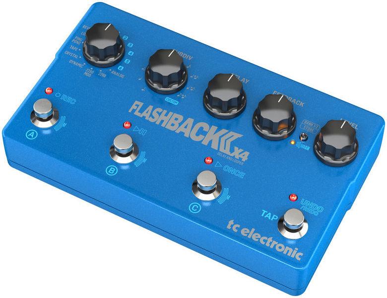 tc electronic Flashback 2 X4 Delay