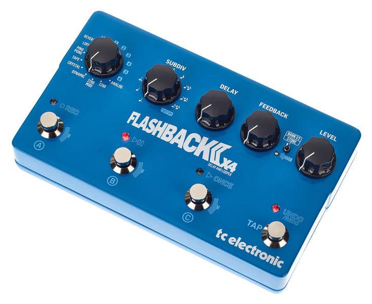 Flashback 2 X4 Delay tc electronic