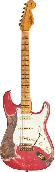 Fender 58 Strat Fiesta Red Relic MBGF