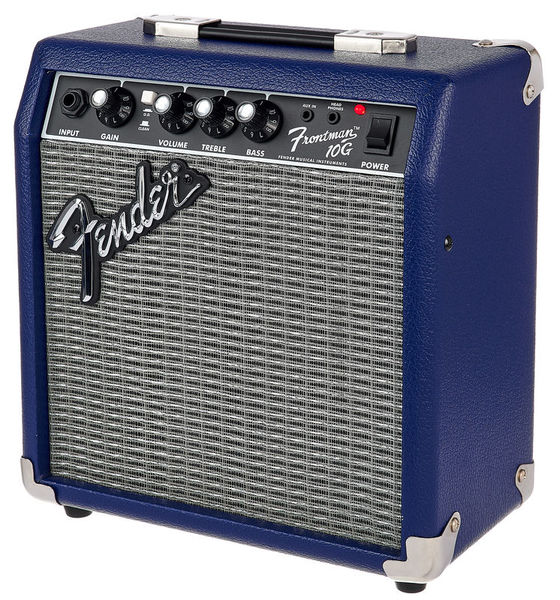 Fender LTD Frontman 10G Blue