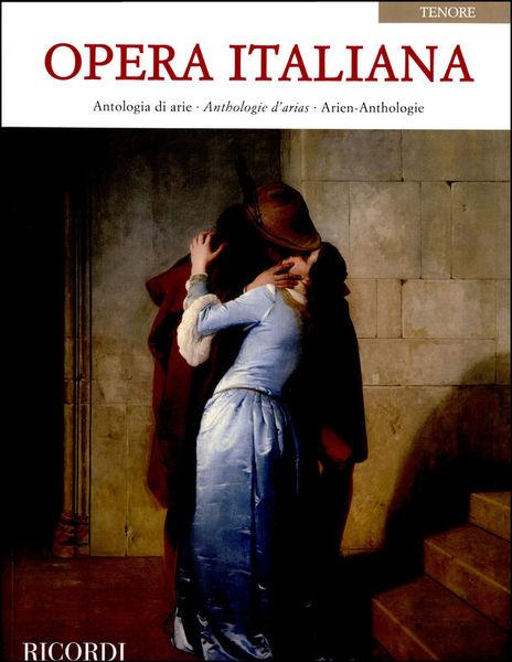 Ricordi Opera Italiana Tenor