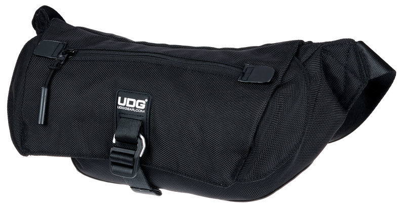 UDG Ultimate Waist Bag Black
