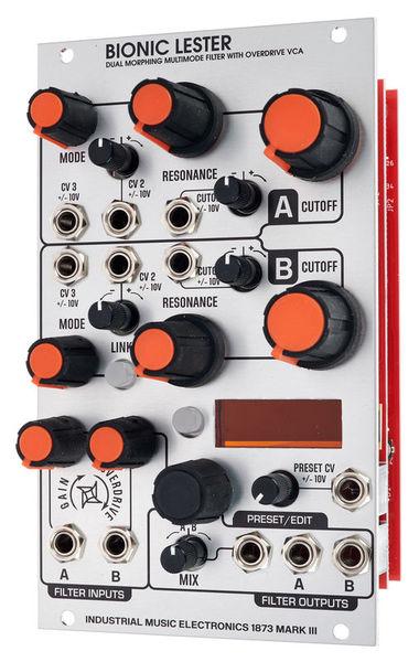 Industrial Music Electronics Bionic Lester MKIII