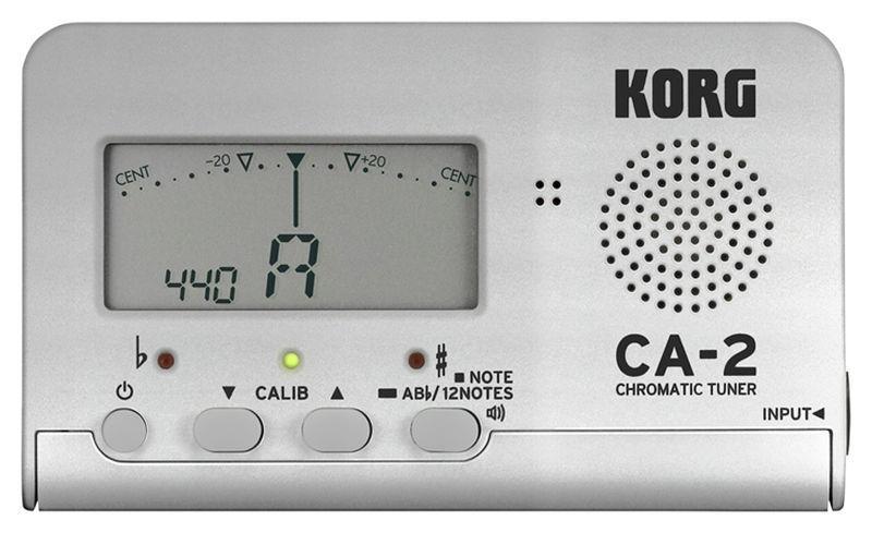 Korg CA-2 SL Chromatic Tuner