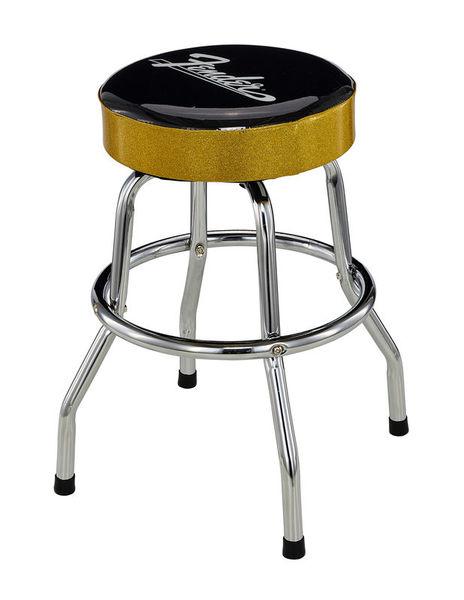 """Fender Gold Sparkle Barstool 24"""""""