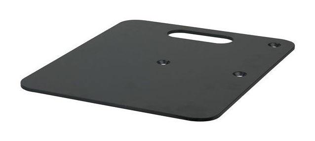 Showtec P&D Baseplate 60 x 60cm BK