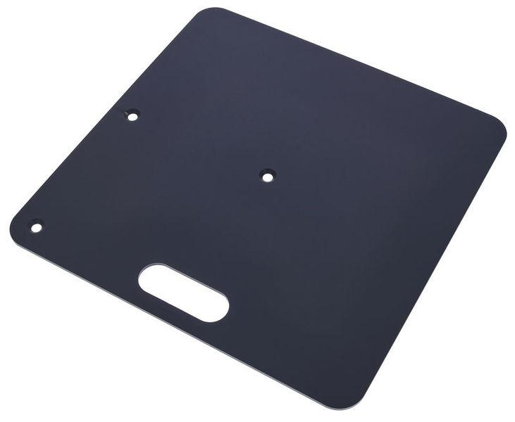 Showtec P&D Baseplate 45 x 45cm BK