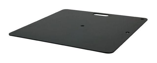 Showtec P&D Baseplate 30 x 30cm BK