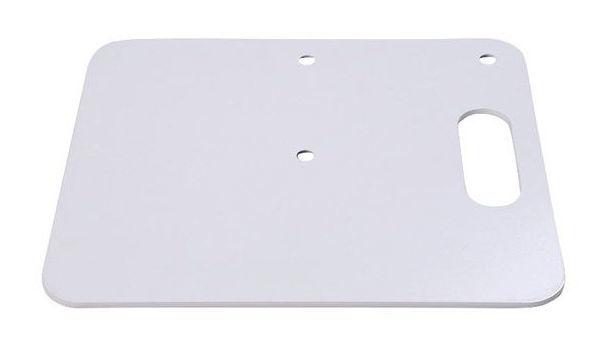 Showtec P&D Baseplate 30 x 30cm WH