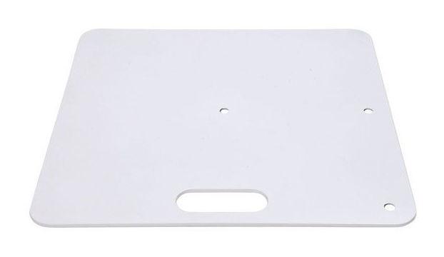 Showtec P&D Baseplate 45 x 45cm WH