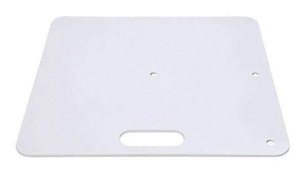 Showtec P&D Baseplate 60 x 60cm WH