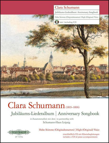 Edition Peters Clara Schumann Jubiläum High
