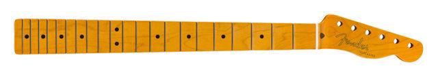 Fender Neck 50'S CLSC LAQR Tele MN