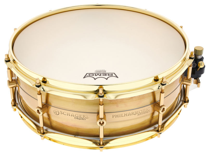 "Schagerl Drums Philharmonic Antares 14""x5"""