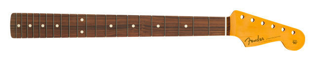 Fender Neck 60'S CLSC LAQR Stat PF