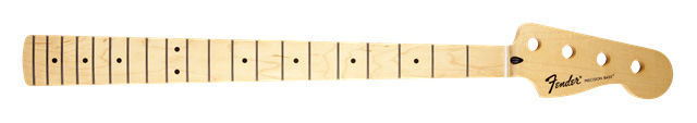 Fender Neck P-Bass Medium Jumbo MN