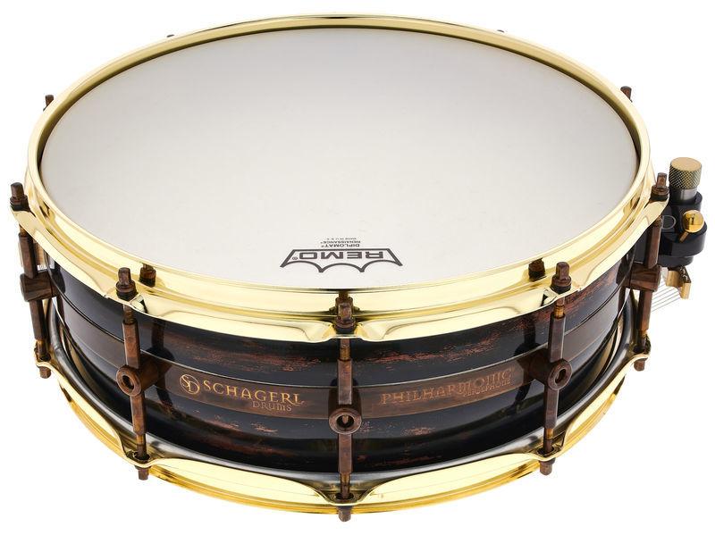 "Schagerl Drums Philharmonic Persephone 14""x5"""