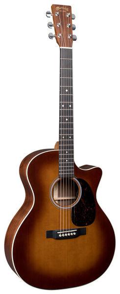 Martin Guitars GPCE Black Walnut Ambertone