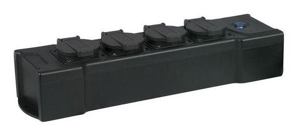 Showtec Powerbox 4PG Empty