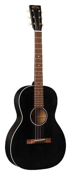 Martin Guitars 00-17S Black Smoke LH