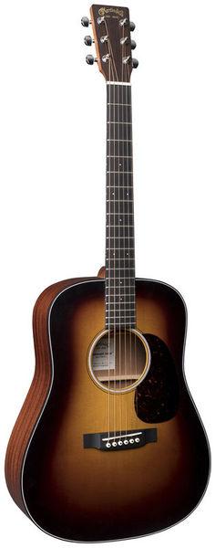 Martin Guitars DJRE Sunburst Junior