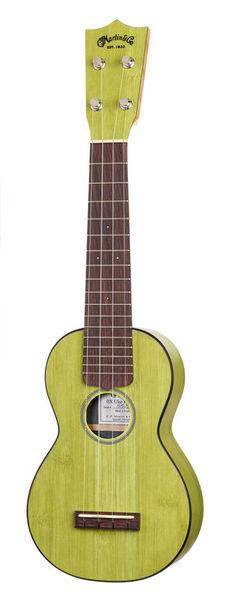 Martin Guitars 0X Uke Bamboo Green