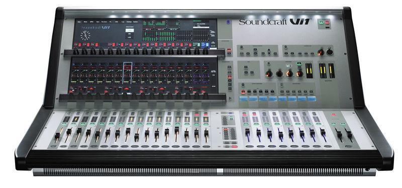 Soundcraft VI1 48