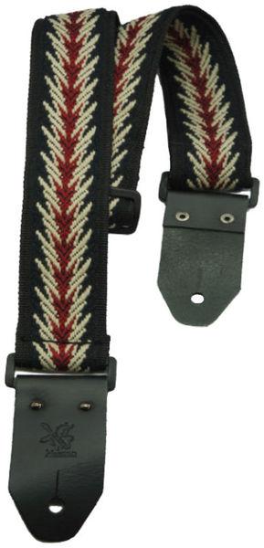 Minotaur Herringbone Black