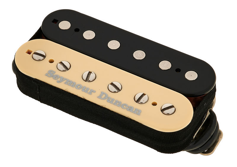 Seymour Duncan Jason Becker Trembucker Zebra