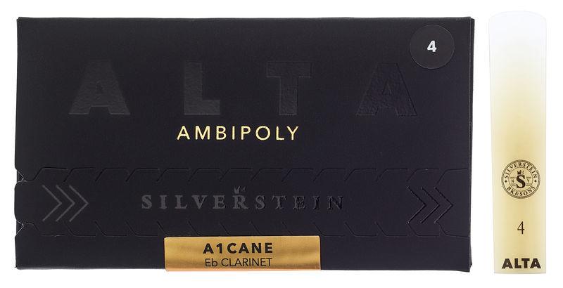 Silverstein Ambipoly Eb-Clarinet 4