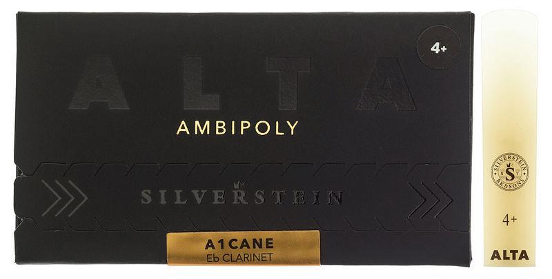 Silverstein Ambipoly Eb-Clarinet 4+