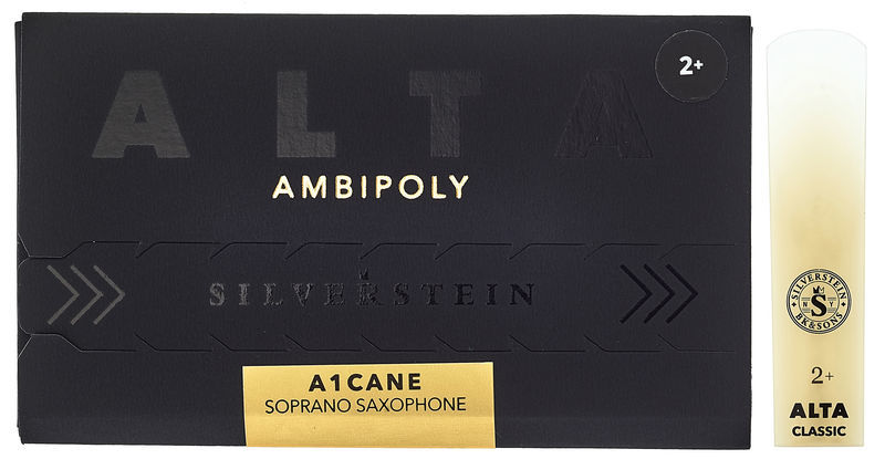 Silverstein Ambipoly Soprano Classic 2+