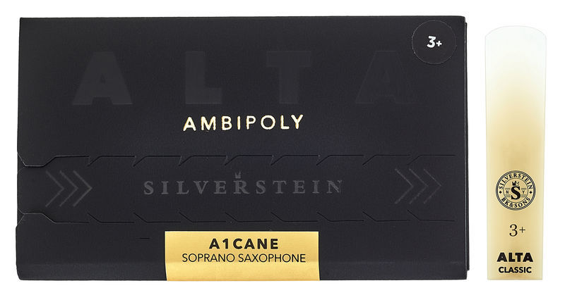 Silverstein Ambipoly Soprano Classic 3+