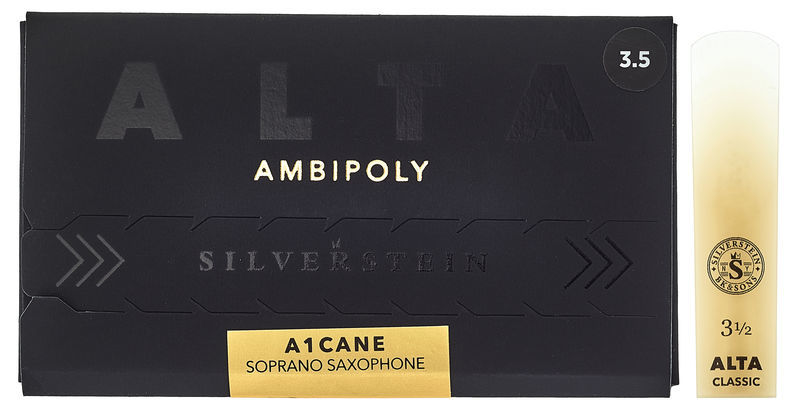 Silverstein Ambipoly Soprano Classic 3.5