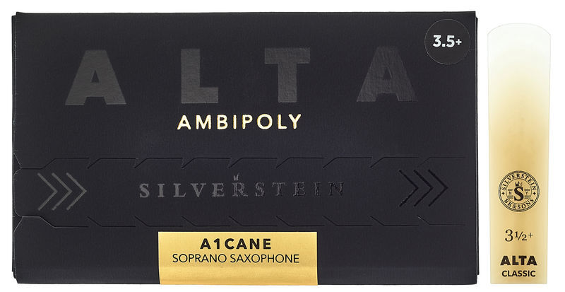 Silverstein Ambipoly Soprano Classic 3.5+