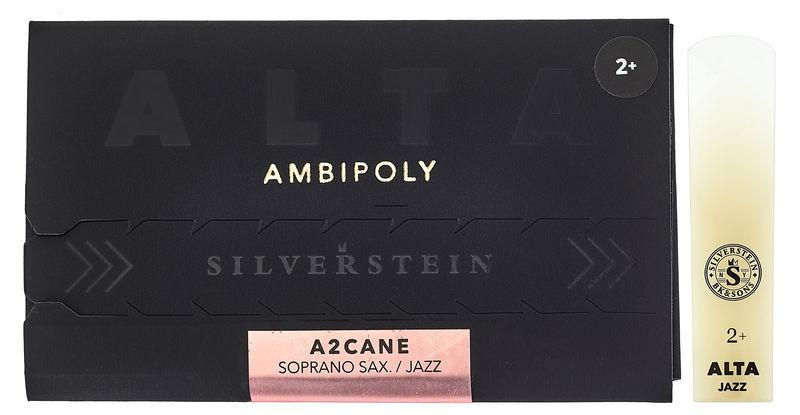 Silverstein Ambipoly Soprano Jazz 2+