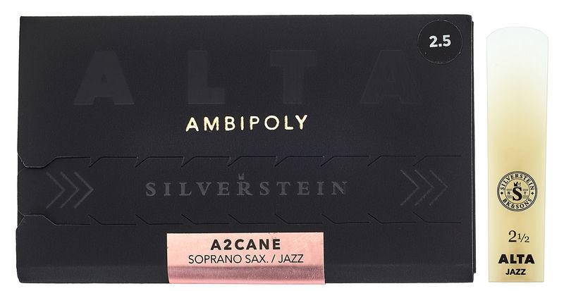Silverstein Ambipoly Soprano Jazz 2.5