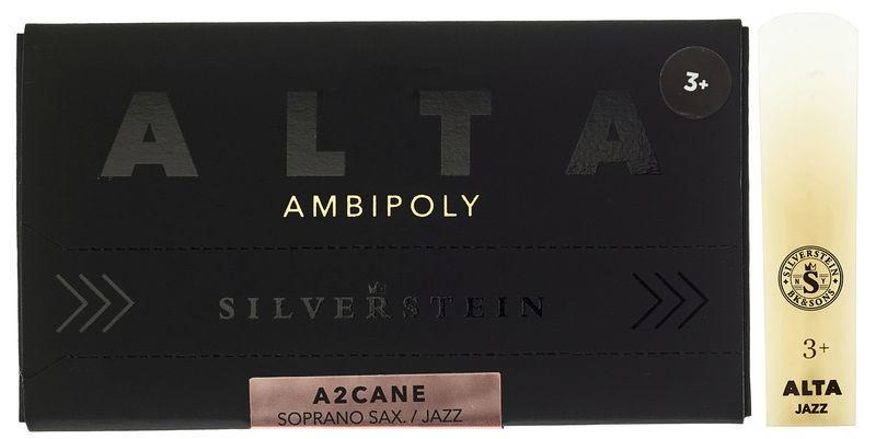 Silverstein Ambipoly Soprano Jazz 3+