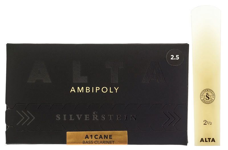 Silverstein Ambipoly Bass Clarinet 2.5